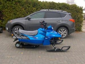 NEW GIO ARCTICA 200cc SNOWMOBILE FOR KIDS & YOUTH ON SALE!!!!!!!