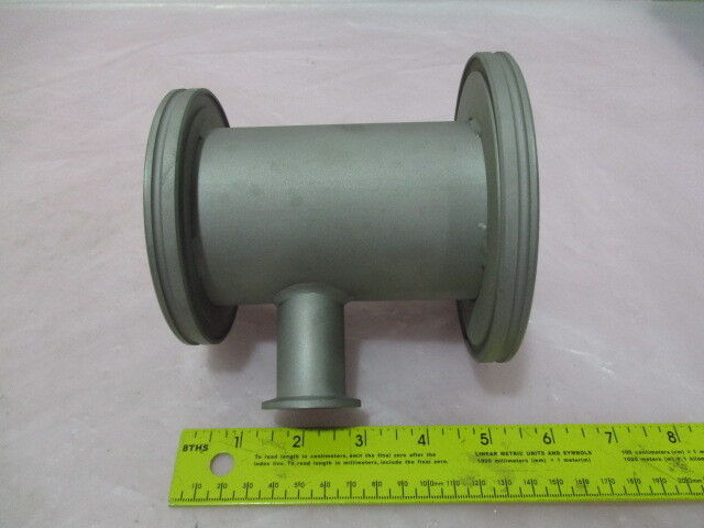 NRY0WY521 3-Way Vacuum Flange Connection, 420417