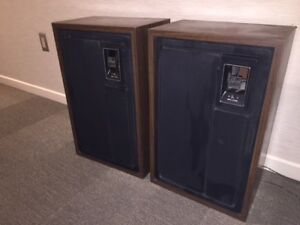 Zenith Allegro Speakers