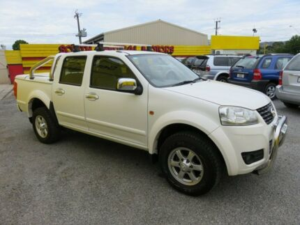 2012 great wall v200 k2 4x2 white 6 speed manual utility cars 2012 great wall v200 turbo diesel white 6 speed manual dual cab fandeluxe Choice Image