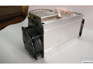 Antminer  L3+ 504 MH/s with APW3++1600w Power Supply