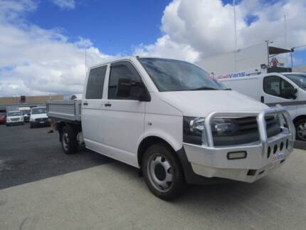 VOLKSWAGEN TRANSPORTER UTE DUAL CAB  - 12 Month Warranty Currumbin Waters Gold Coast South Preview
