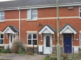 Lovely modern 2 bedroom house with conservatory, gardens and parking