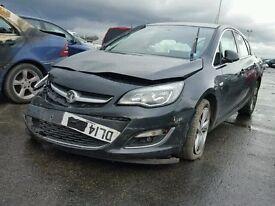 Vauxhall Astra J 2014 SRI 2.0 CDTI **BREAKING**
