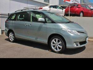 2011 Toyota Tarago ACR50R MY09 GLX Silver 4 Speed Automatic Wagon Devonport Devonport Area Preview