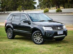 2016 Suzuki Grand Vitara JB Navigator 2WD Black 4 Speed Automatic Wagon Wangara Wanneroo Area Preview
