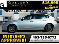 2011 Subaru Impreza TOURING $149 bi-weekly APPLY NOW DRIVE NOW