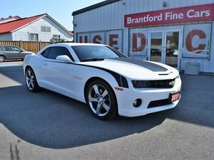 2011 Chevrolet Camaro SS 2dr Coupe