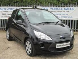 FORD KA 1.2 3DR EDGE A/C 2013 (13) ONLY 66K FSH / ONE PREVIOUS OWNER / 1YRS MOT!