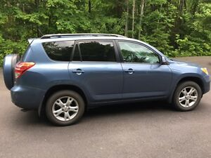 2012 Toyota RAV4 Base + Touring Package - LEASE END