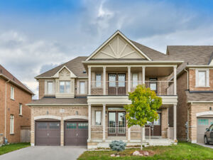 4 Br,4Bath Beautiful Detach House For Rent In Newmarket