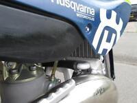 HUSQVARNA TC 250 2016 OFFROAD MOTOCROSS @ RPM OFFROAD LTD