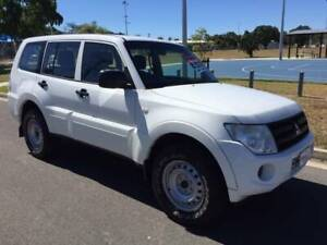 2012 Mitsubishi Pajero GL Hermit Park Townsville City Preview