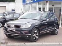 Volkswagen Touareg V6 R-LINE TDI BLUEMOTION TECHNOLOGY (black) 2016-03-30
