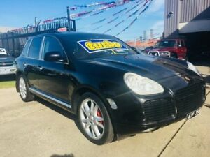 2004 Porsche Cayenne Turbo 6 Speed Tiptronic Wagon Brooklyn Brimbank Area Preview