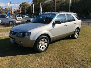 2004 Ford Territory SX TX (4x4) 4 Speed Auto Seq Sportshift Wagon Clontarf Redcliffe Area Preview