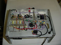 Valve amplifier construction and repair