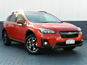 2019 Subaru XV G5X MY19 2.0i Premium Lineartronic AWD Red 7 Speed Constant Variable Wagon Maddington Gosnells Area Preview