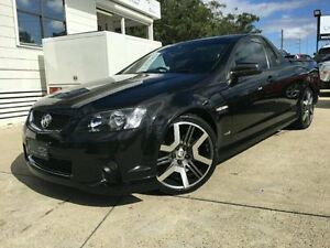 2012 Holden Ute VE II MY12 SS Black Manual Utility Surfers Paradise Gold Coast City Preview