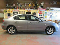 2005 Mazda Mazda3 GT-2.3 SPORT-5 SPEED-EXCELLENT SHAPE IN/OUT