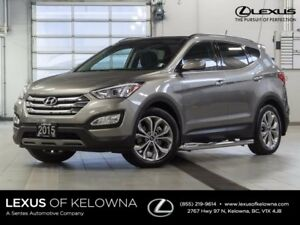2015 Hyundai Santa Fe Sport Limited w/Blind Spot Monitor and Inf
