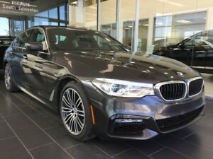 2017 BMW 5 Series 530i xDrive AWD, NAVI, ACCIDENT FREE, 530 i, 5