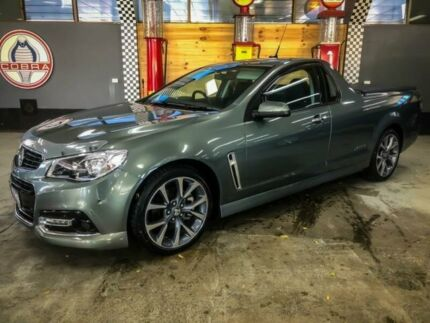 2014 Holden Ute VF SS-V Grey 6 Speed Manual Utility Fyshwick South Canberra Preview
