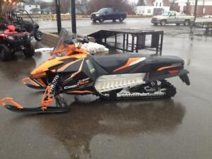 Clearance Pricing on 2016 Arctic Cat Snowmobiles