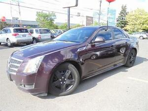 2010 CADILLAC CTS  **PANORAMIC ROOF**
