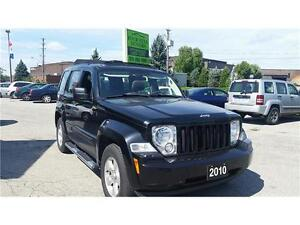2010 Jeep Liberty Sport - SOLD