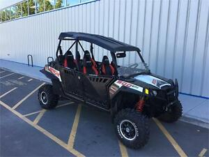 2013 POLARIS RZR 900 4 SEATER ON CONSIGNMENT -FULLY LOADED