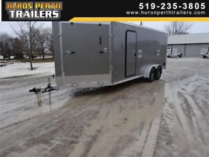 Legend Thunder 7' x 23' Snowmobile Trailer