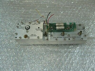 Hp Agilent 08565-60009 Ord 08565-60216 2nd Converter Assy For Hp 8569b