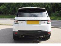 REAR BUMPER Range Rover Sport WHITE 2014 2015 2016 Dynamic
