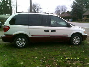 2001 Chrysler Other Minivan, Van London Ontario image 1
