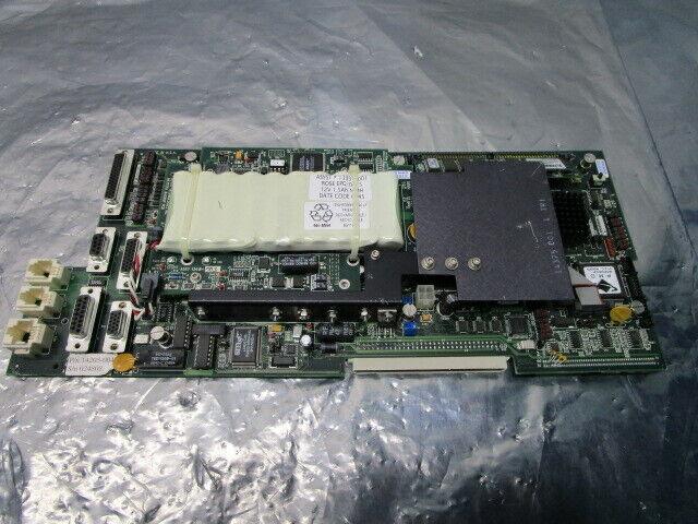 Asyst 14205-004 486 Controller Board w/ 13418-002 Daughter PCB, 101236