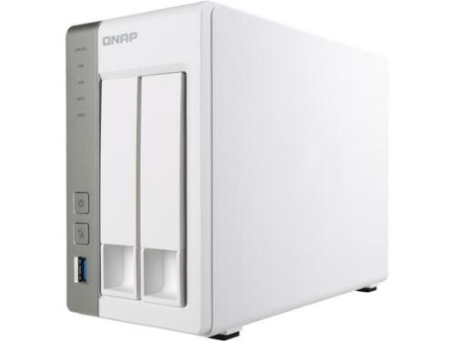 QNAP Ts-231p-us 2-bay Personal Cloud Nas With Dlna, Mobil...