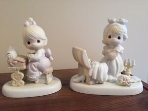 4 Precious Precious Moments figurines Kitchener / Waterloo Kitchener Area image 3