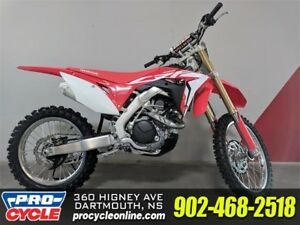 2017 CRF450R ONLY $44.50/WEEK!!