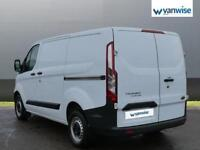 2014 Ford Transit Custom 2.2 TDCi 100ps Low Roof Van Diesel white Manual