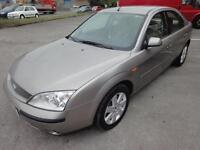 LHD Ford Mondeo 2.0TDCI Ghia Automatic 134BHP SPANISH REGISTERED
