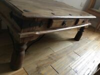 Moroccan style coffee table - great condition