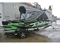 Weldcraft Renegade. Fully loaded and sale priced. Call Tristan