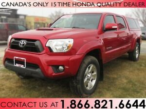 2012 Toyota Tacoma TRD | CREW | 4WD | 1 OWNER | NO ACCIDENTS