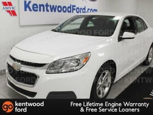 2015 Chevrolet Malibu LS FWD power drivers seat, and eco mode