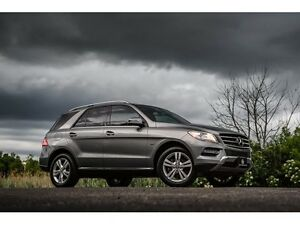 2012 Mercedes-Benz ML350 BLUETEC- SERVICE RECORDS AVAILABLE