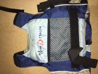 Wind Design Life Vest size XS