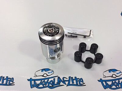 Wolfsburg Edition Gear Knob Suitable For VW T25, T3, Golf MK1 MK2 Beetle