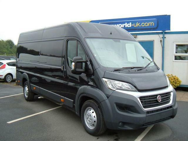 2016 peugeot boxer 35 maxi xlwb 3 0 180bhp l4 h2 diesel black manual in chesterfield. Black Bedroom Furniture Sets. Home Design Ideas