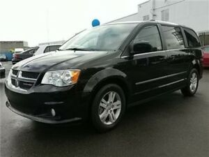 2016 Dodge Grand Caravan Crew GREAT People MOVER ! JUST ARRIVED